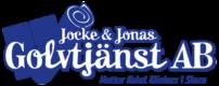 Jocke Jonas Golvtjanst AB Logotyp